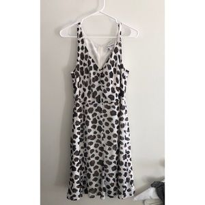 Kate Young Leopard Dress
